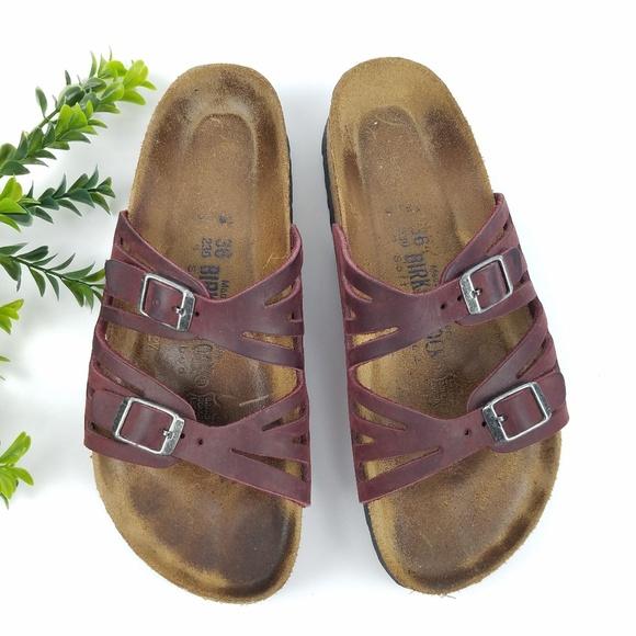 8cdda7969e7f Birkenstock Shoes - BIRKENSTOCK Granada Soft Footbed Sandals